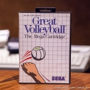 Sega Master System Great Volleyball